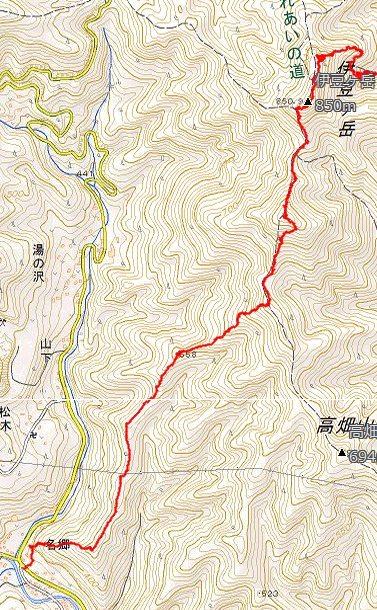 伊豆ヶ岳~名郷.jpg
